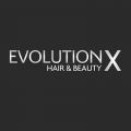 evolution x hair beauty malahide logo