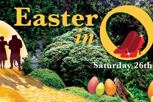 4th Annual Easter Trail at Malahide Castle & Gardens)