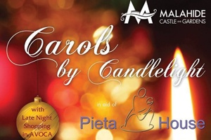 Carols by candlelight)