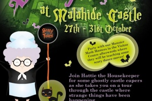 Scary tales at Malahide Castle)